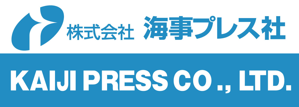 KAIJI PRESS CO., LTD. Logo