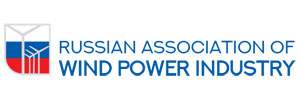 Russian Association of Wind Industry Logo