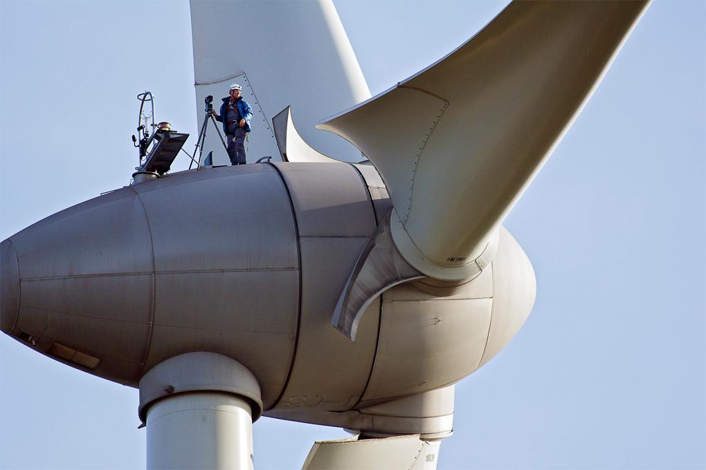 Exhibition Quot Wind In Sicht Quot Windenergy Hamburg