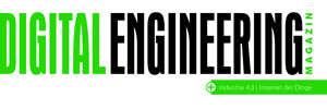 Digital Engineering Magazin Logo