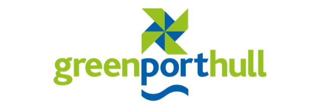 Green Port Hull Logo