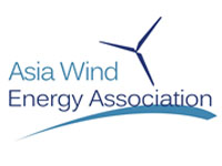 Asia Wind Energy Association  Logo