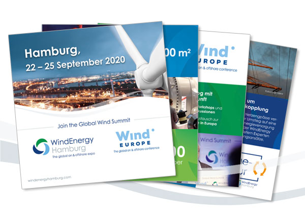 WindEnergy Hamburg 2020 brochure